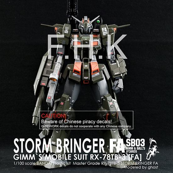 [MG] STORM BRINGER FA