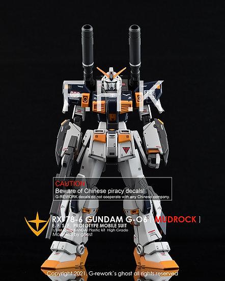 [HG] RX-78-06 MUDROCK