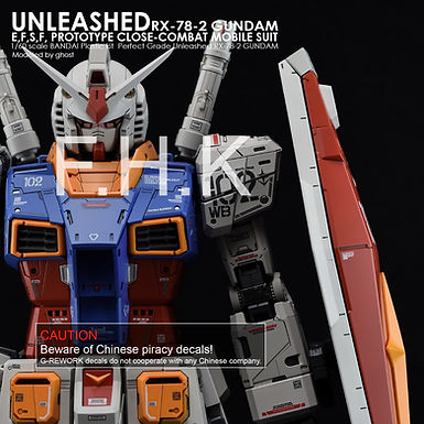 [PG] UNLEASHED RX-78-2 GUNDAM