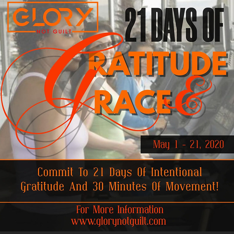 21 Days of Gratitude & Grace