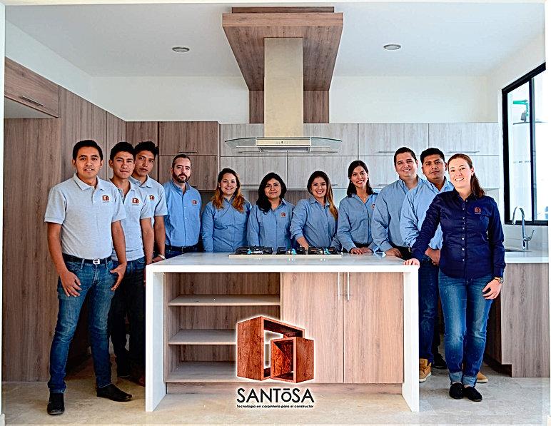 Equipo de trabajo de Santosa