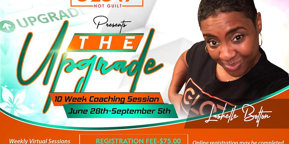 The UPGRADE- 10 Week Coaching Group
