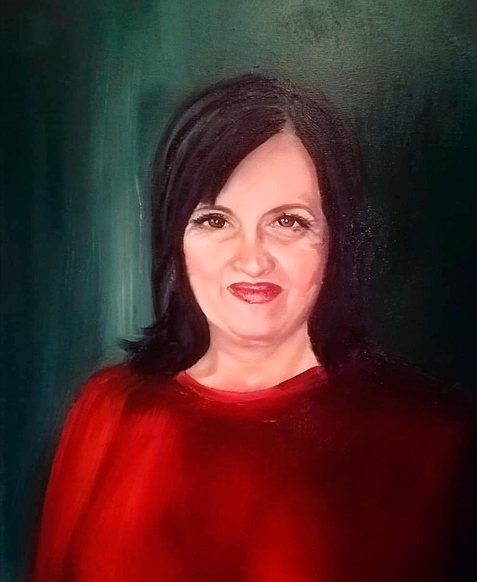 A Portrait of My Mother