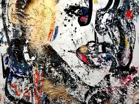 "Izložba slika ""Iluminacija"" mlade niške umetnice"