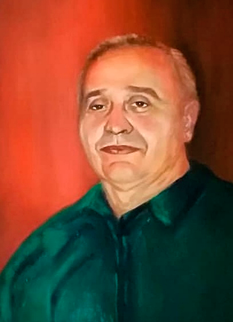 A Portrait of My Father