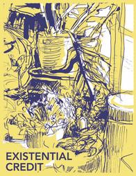 Existential Credit postcard, 2018