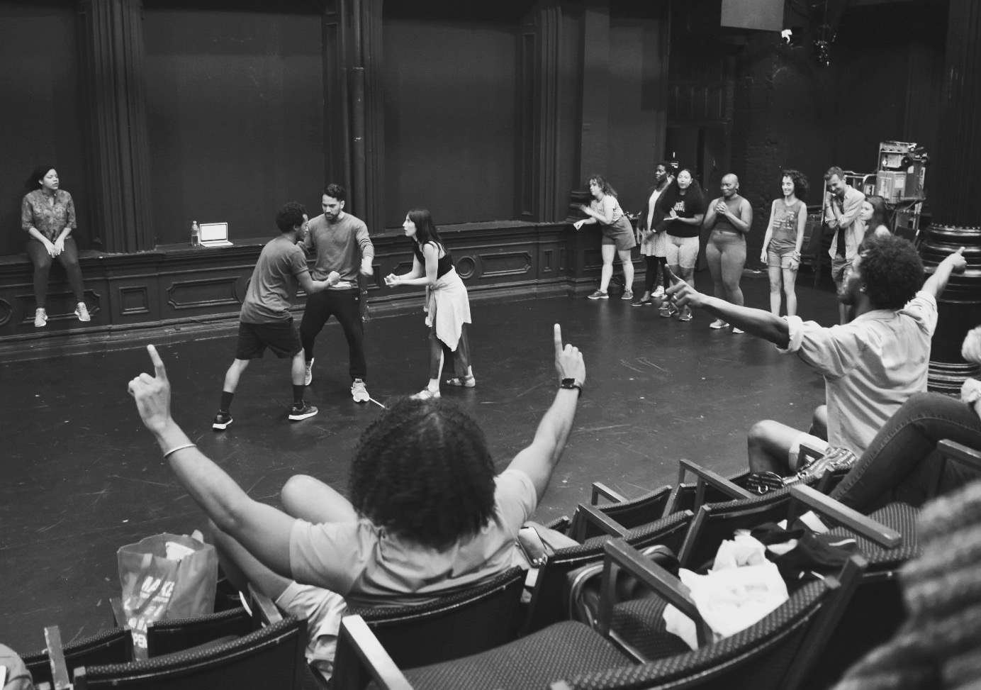 Bars Workshop at The Public Theater
