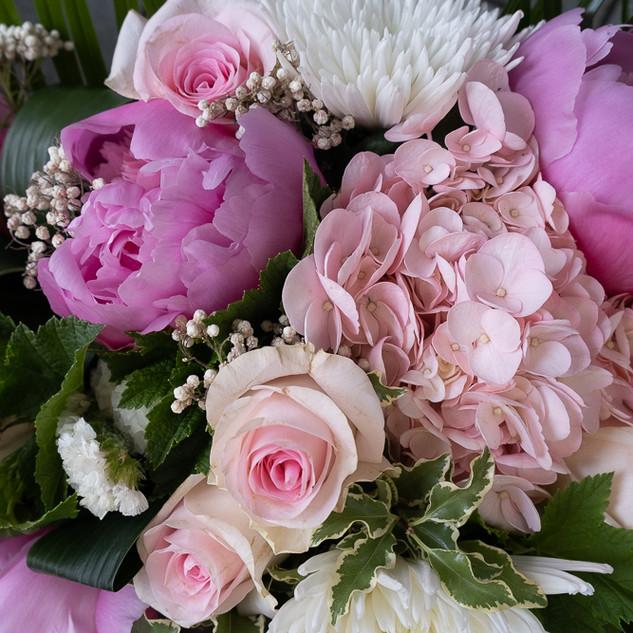 Lys blanc bouquet