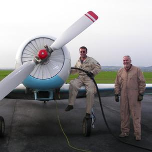 Daniel & Tom Pilotes avions Russes