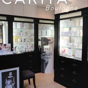 Maison de beauté Carita Boulogne