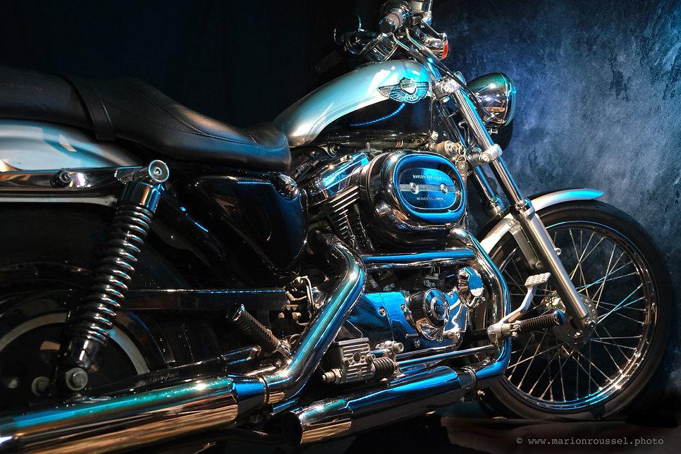 HARLEY DAVIDSON 1200 SPORTSTER XL 100 EM