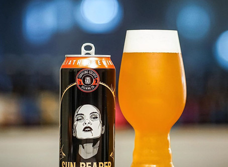 Brew Review: Toppling Goliath Sun Reaper