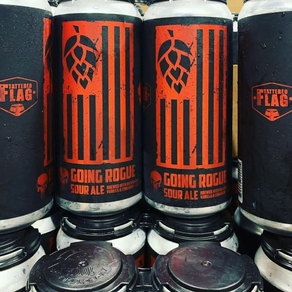 TL;DR Brew Review: Tattered Flag Going Rogue Sour
