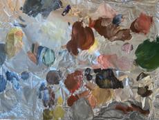process: palette colours
