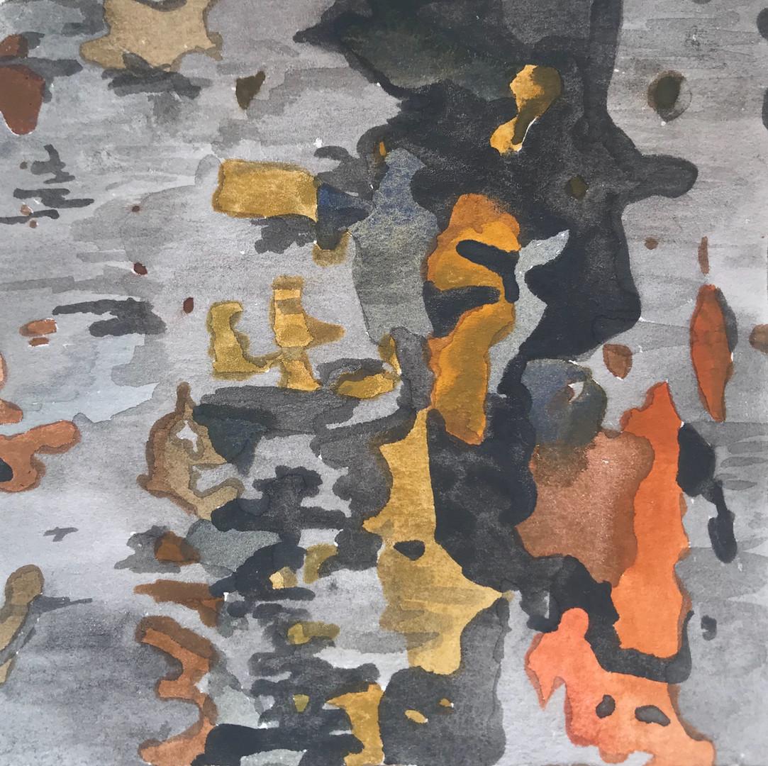 texture study 9, 2018