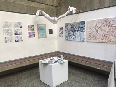 group exhibition: installation view