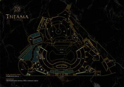Theama Venue Floor Plan