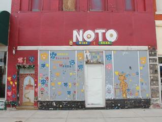 NOTO ArtsPlace goes LIVE at notoartsplace.com