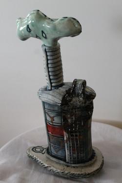 """""""Factory Vase""""   Eleanor Heimbaugh"""