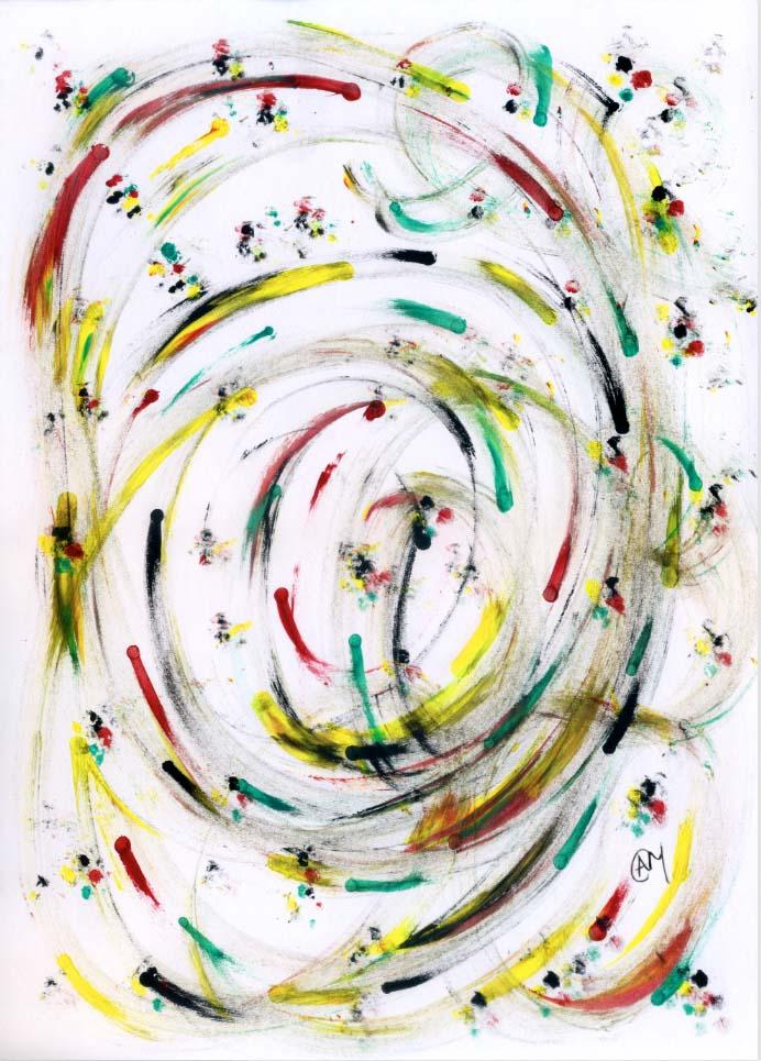 Whirlwind Of Life - Nancy Badran