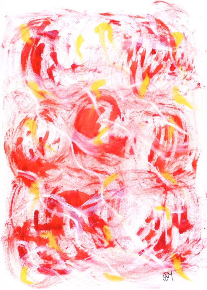 Chaotic Tranquility - Nancy Badran