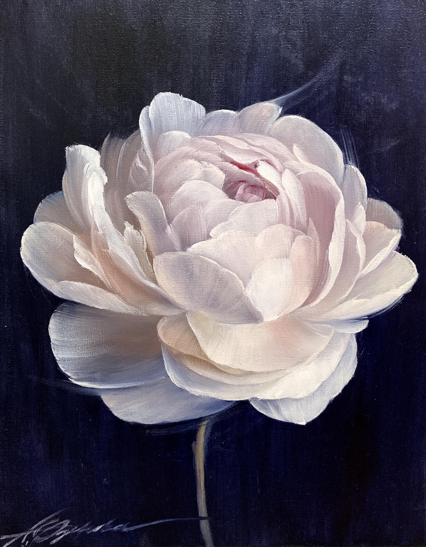 Royal peonies - Ozerova Alexandra