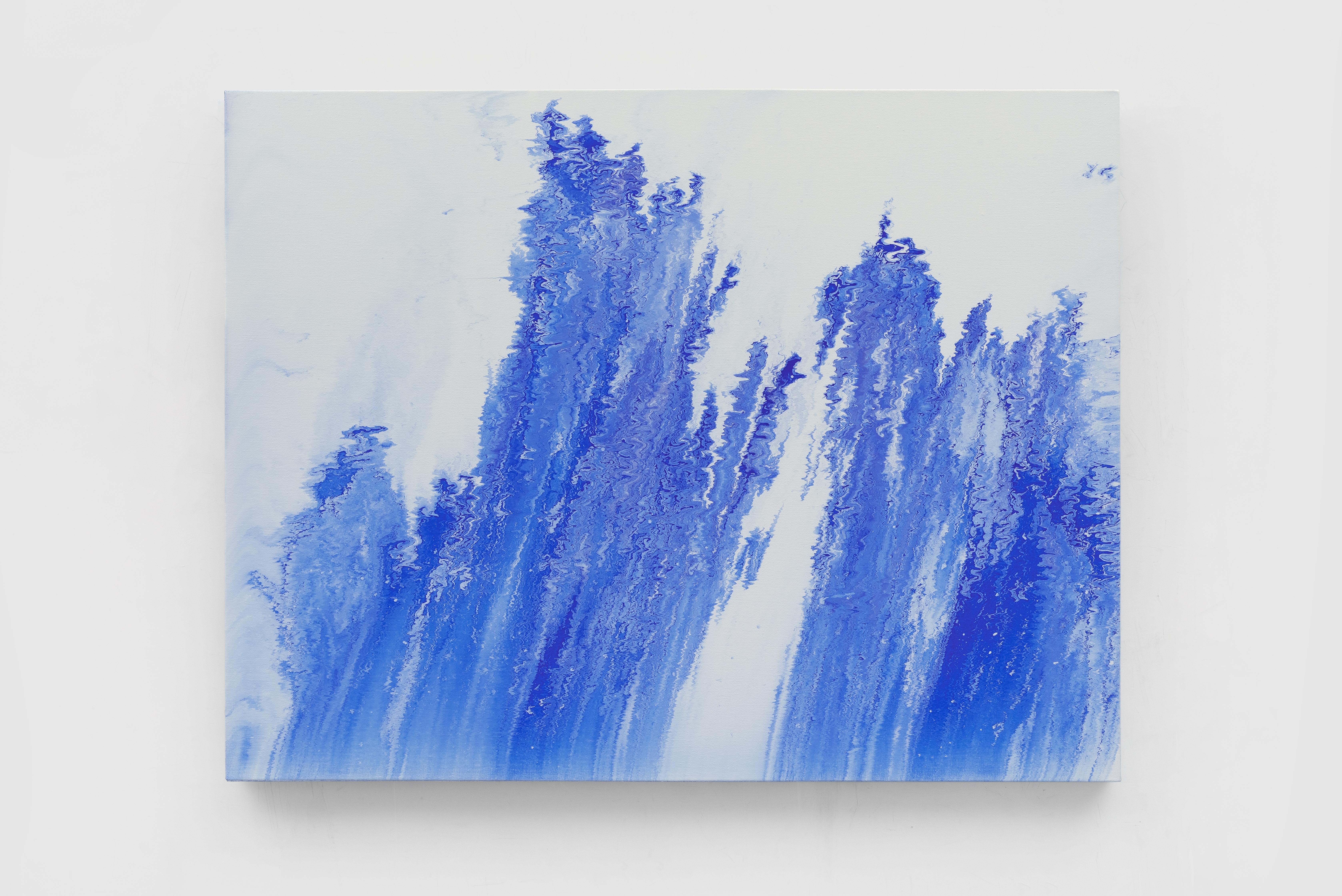 Blue AU - Yanhongchi