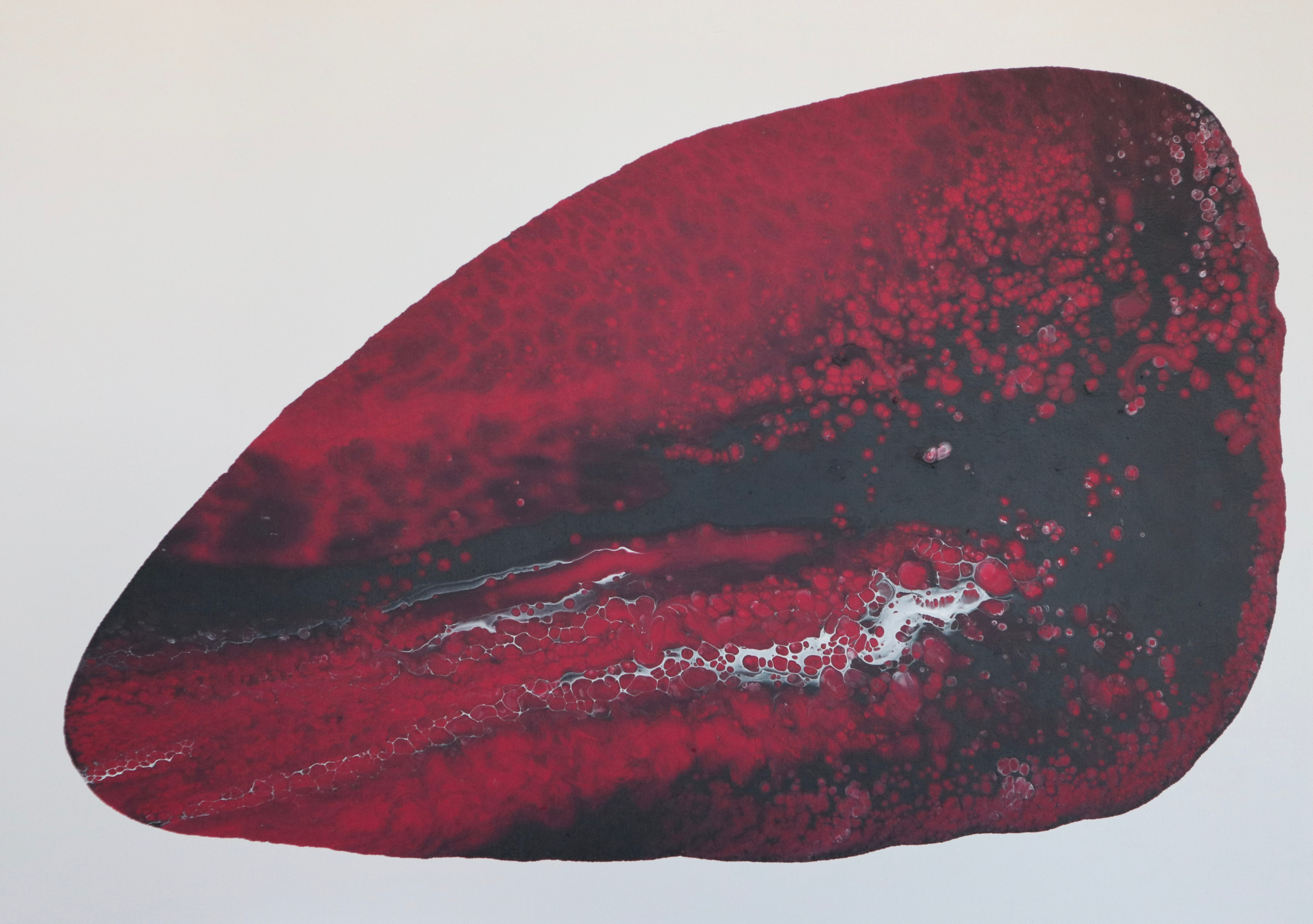 Rouge étrange - Sophius