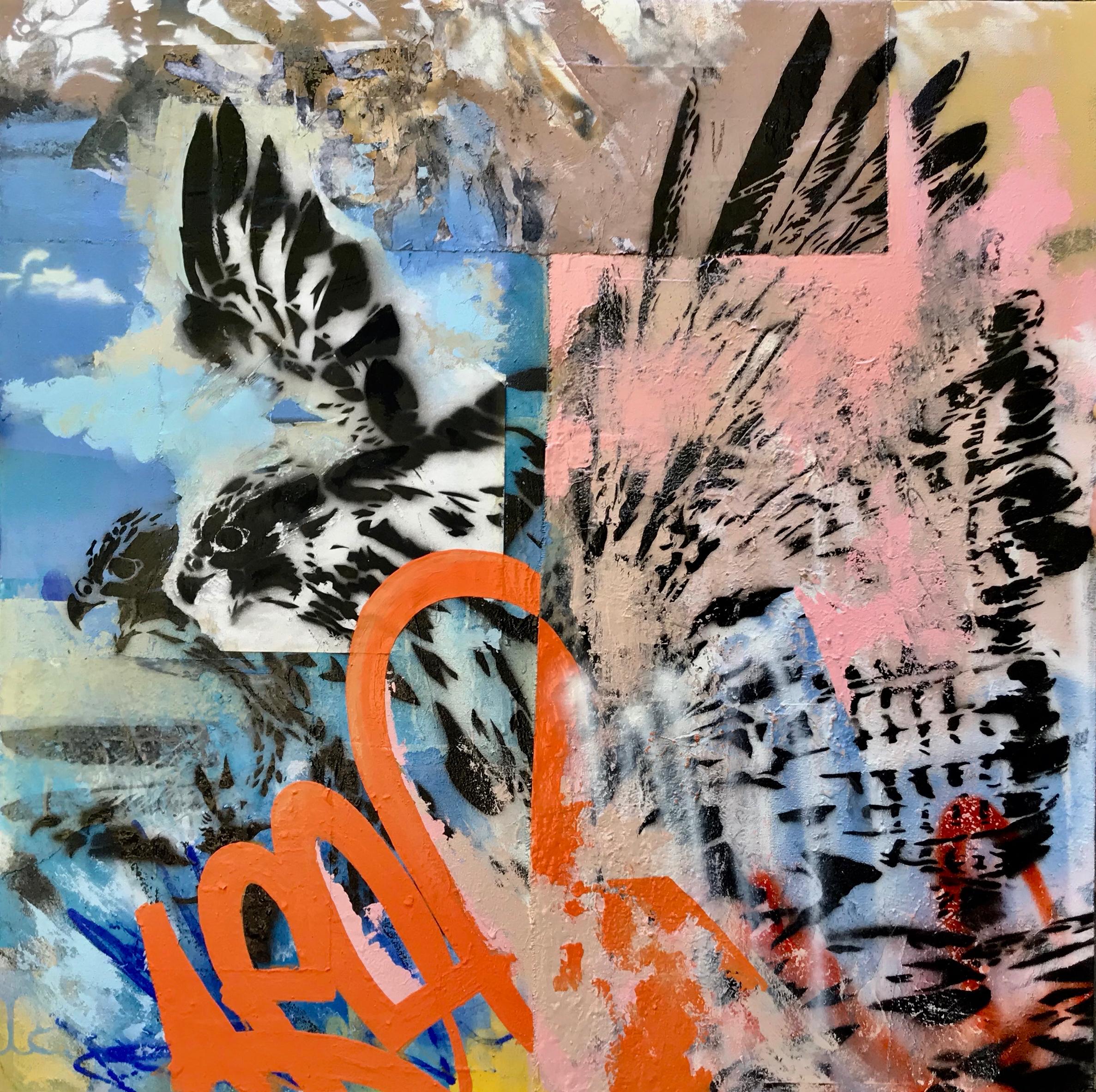 Carson art-Glitch Bird