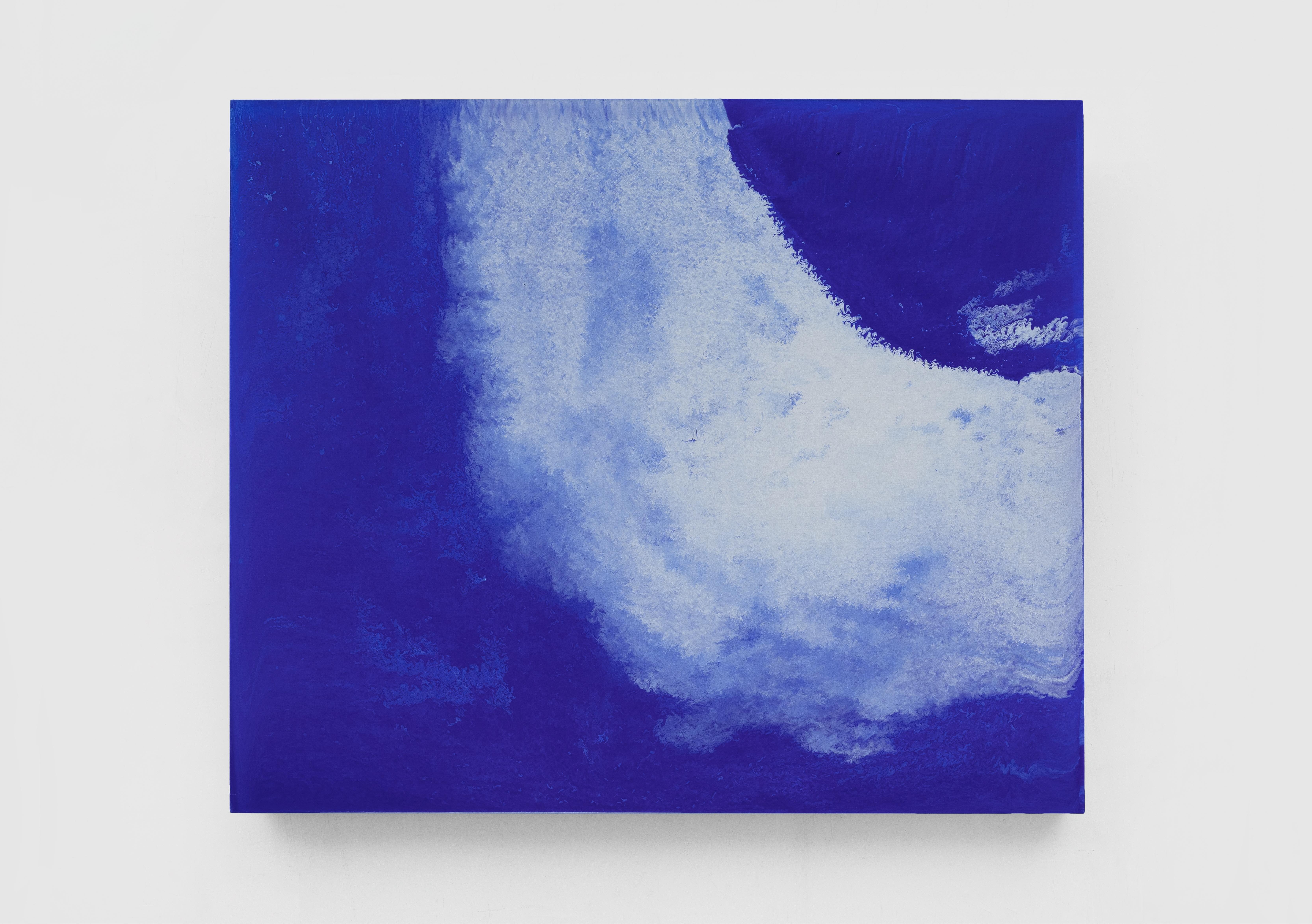 Blue X - Yanhongchi