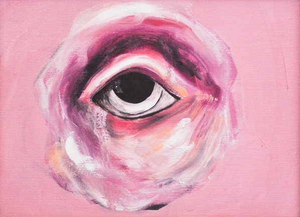 Eyes #2 by Hugo Baudouin