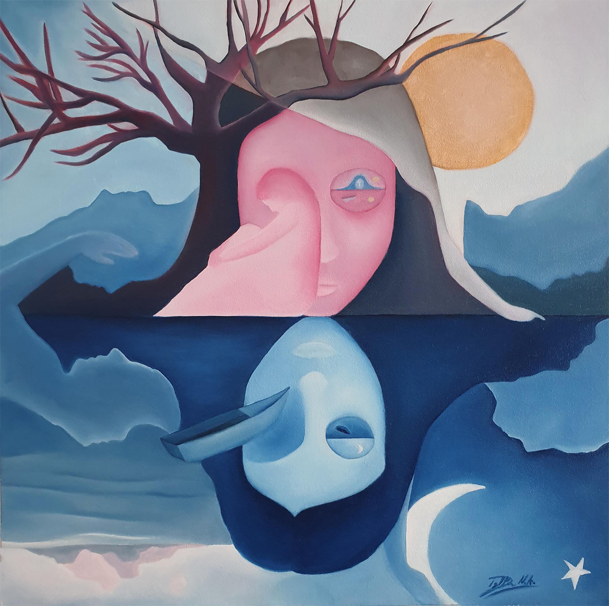 Solitudine riflessa - Mirrored solitude - Delta N.A