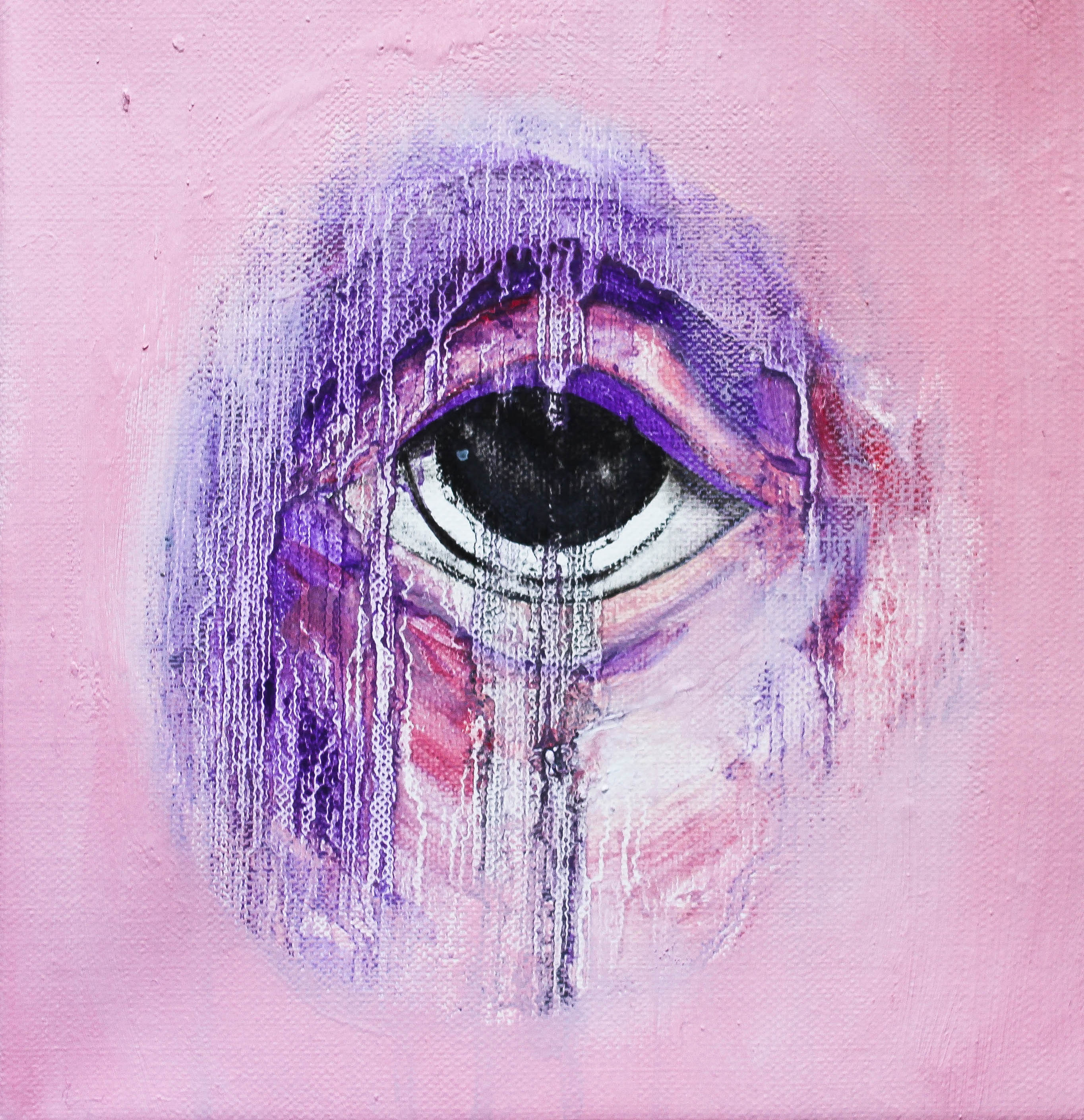 Eyes #1 by Hugo Baudouin