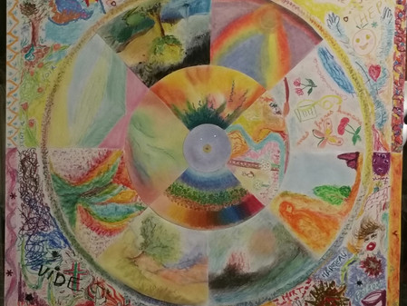 Mandala de groupe