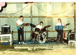 First band job
