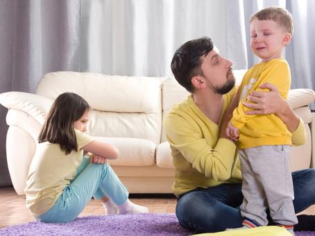 Naptime Nugget #13 - Hitting, Kicking, & Biting!  Addressing & Reducing Toddler Aggression