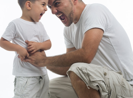 Naptime Nugget #21: STOP Yelling!