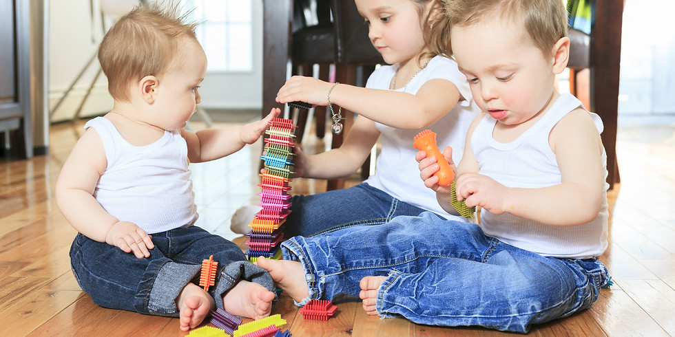 Live webinar! Promoting Self-Control in Young Children