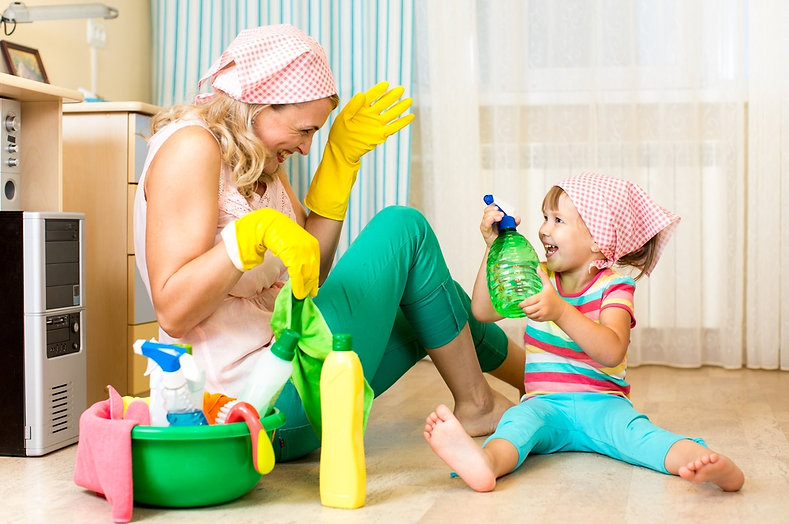 child cleaning.JPG