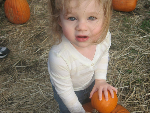Naptime Nugget #47:  Halloween - Fun? Or, Terrifying?
