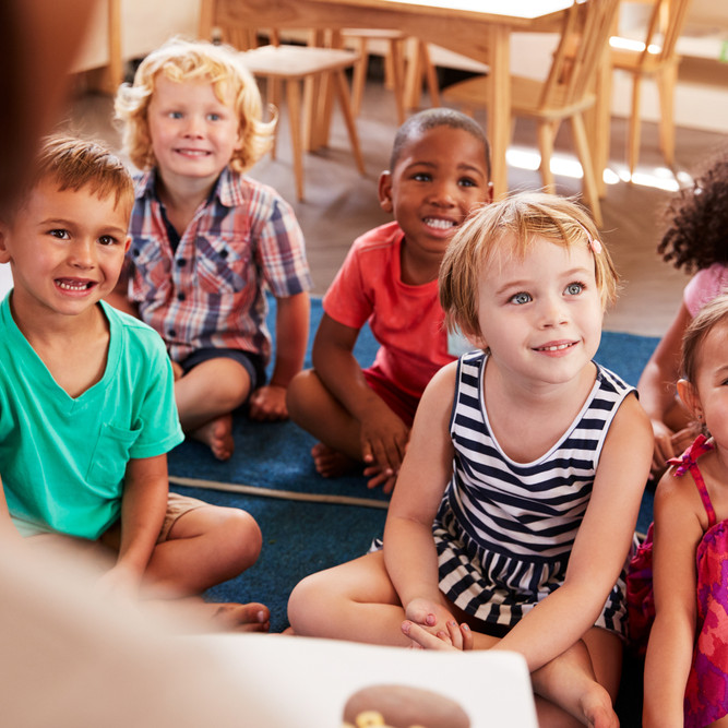 On-Demand Course: Promoting Self-Control in Young Children