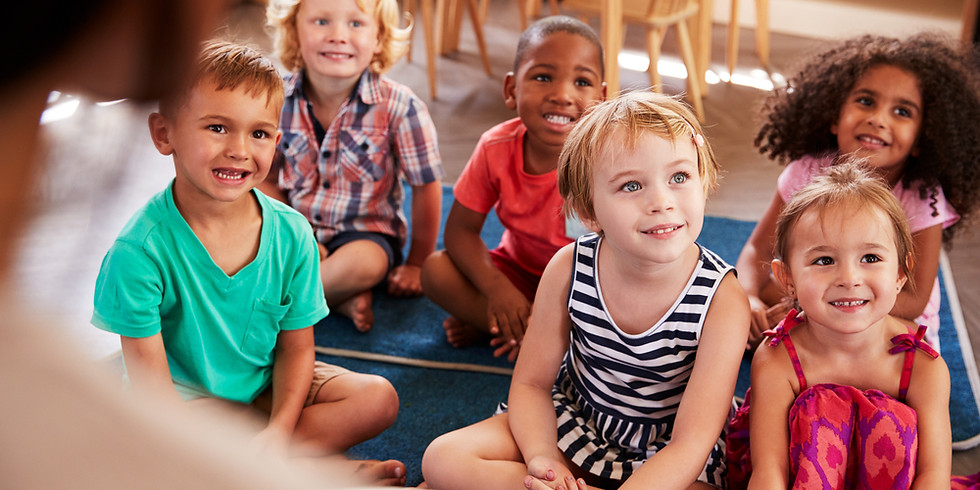Preventing Challenging Behaviors in Children Age 3-8 Years