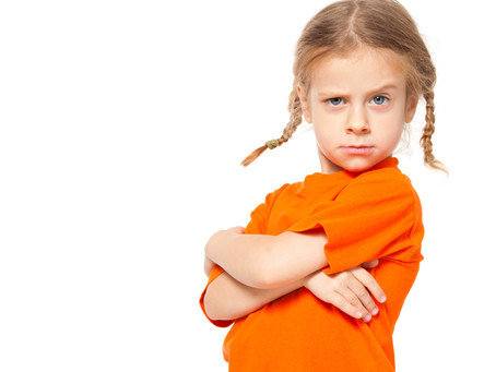 Disrespectful Children - Where do they COME FROM? And, what can we do about it?!