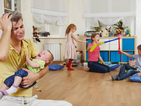 Naptime Nugget #9 - Promoting Impulse Control in Young Children