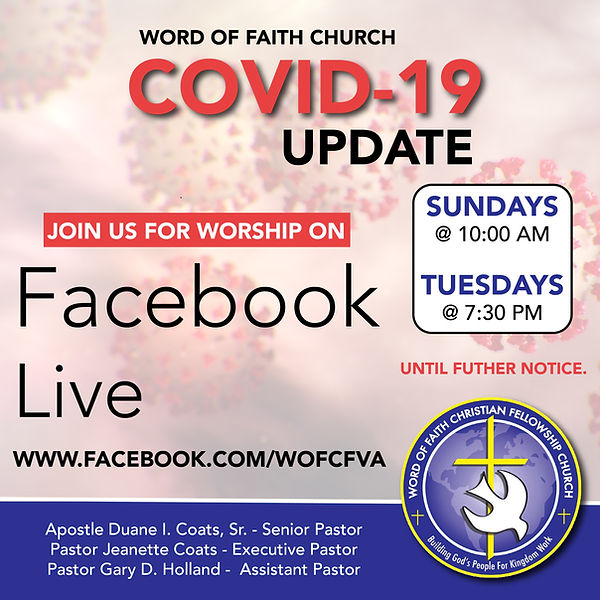 WOF COVID-19