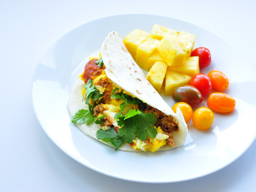 Easy High Protein Breakfasts