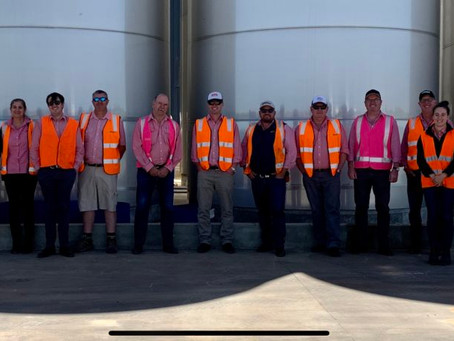 2019 VISIT FROM THE ELDERS HORTICULTURAL AGRONOMIST TEAM