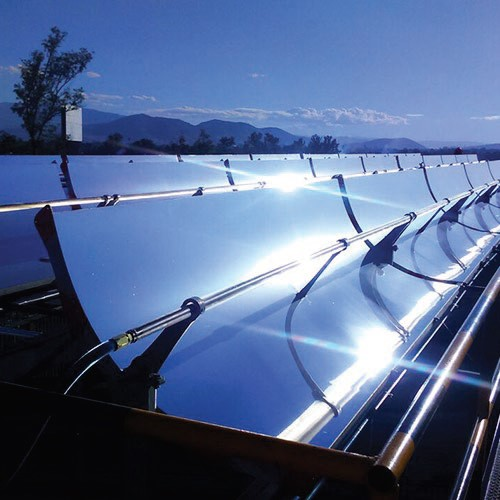 Concentradores Solares