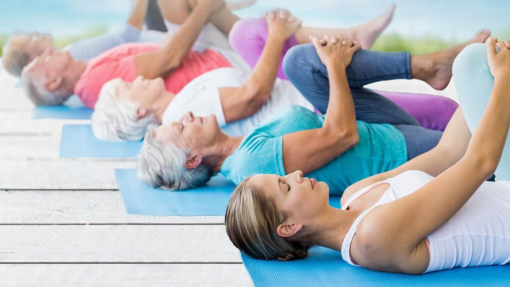 Se soigner grâce à la yogathérapie