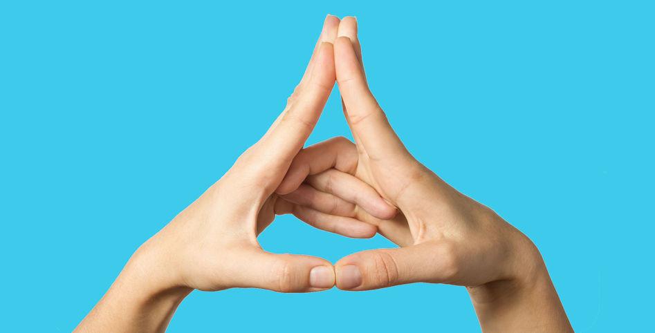 Mudra, Yoga des doigts